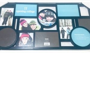 11 Opening Collage Photo Frame by Uniek
